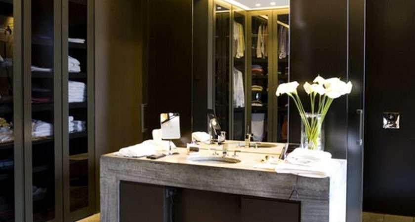Walk Closets Luxury Bedroom Ideas
