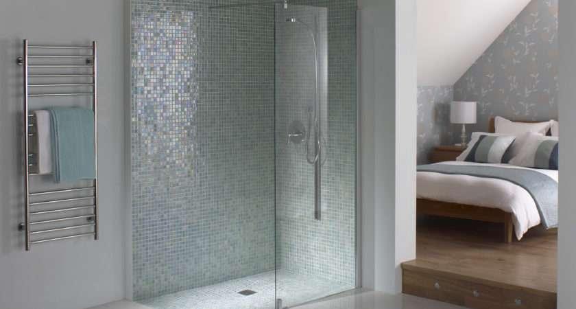 Walk Shower Wet Room Consider Benefits