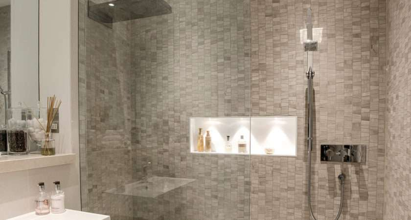 Walk Showers Designs Bathroom Contemporary