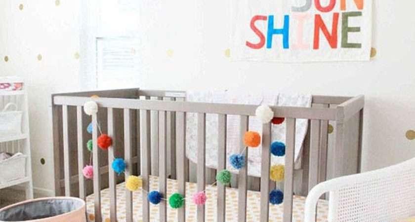 Wall Art Nursery Ideas Diy Brit