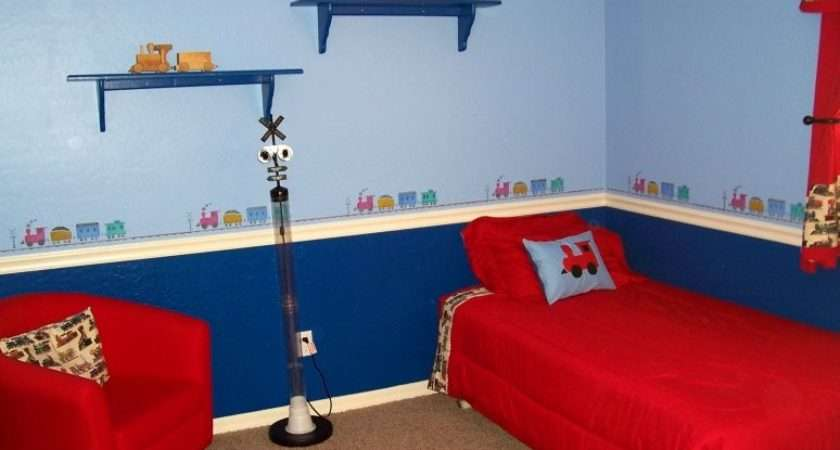 Wall Border Ideas Decorating Boys Rooms Weedecor