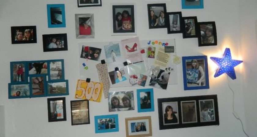 Wall Collage Pinboard