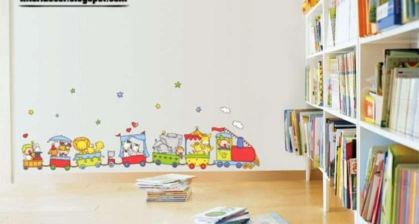 Wall Decorating Ideas Children Room