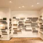 Wall Display Unit Retail Photography