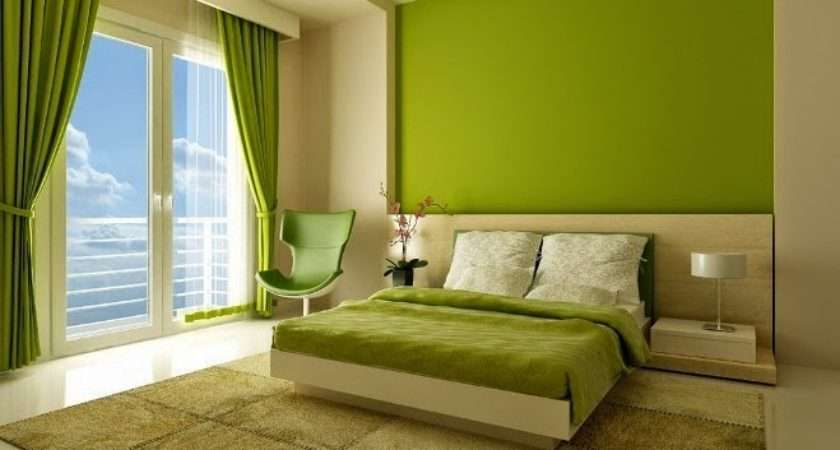 Wall Paint Colour Combination Bedroom