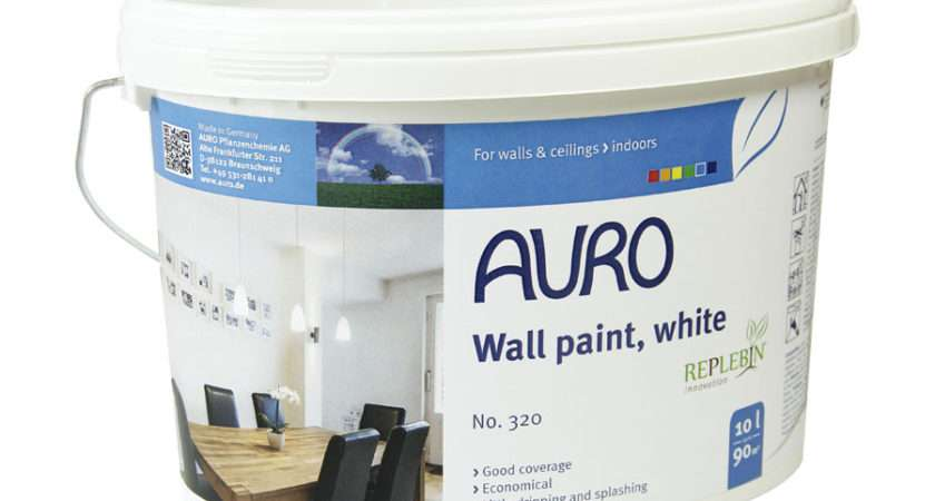 Wall Paint White Natural Paints
