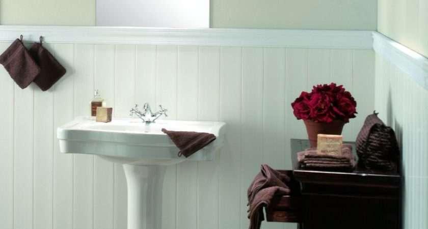 Wall Panels Wood Effect Bathroom Marquee