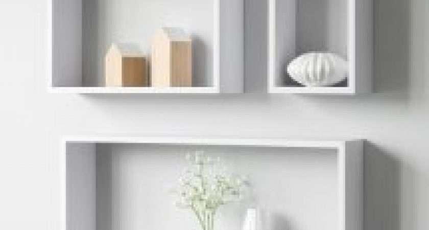 Wall Shelves Shelving Units Mounted Shelf