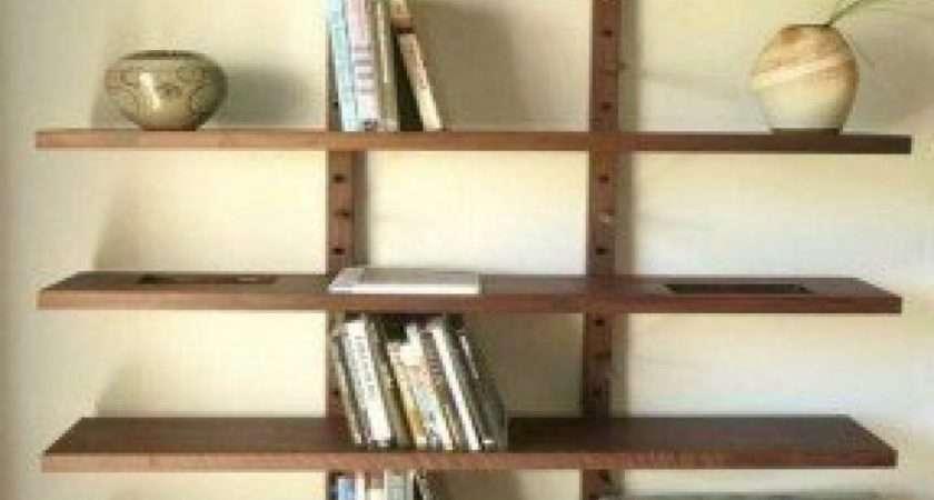 Wall Shelves Wooden Shelving Units Wood