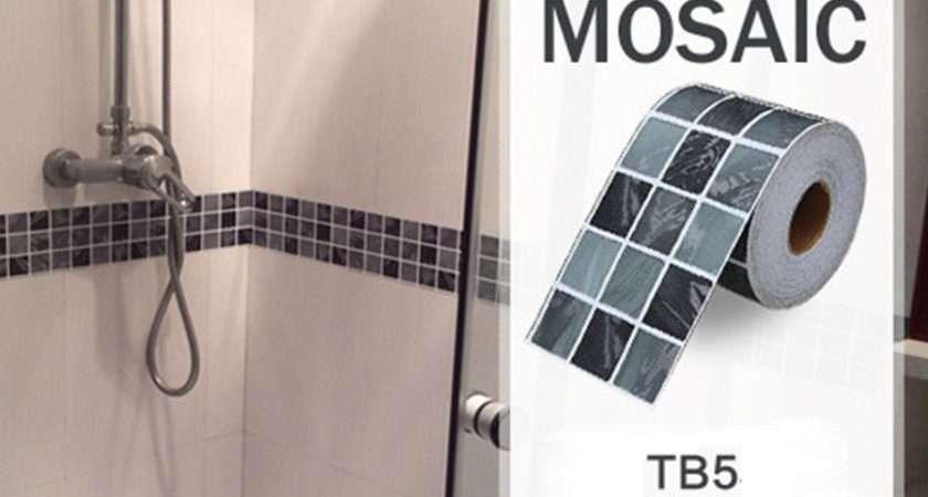 Wall Stickers Bathroom Tile Ideas