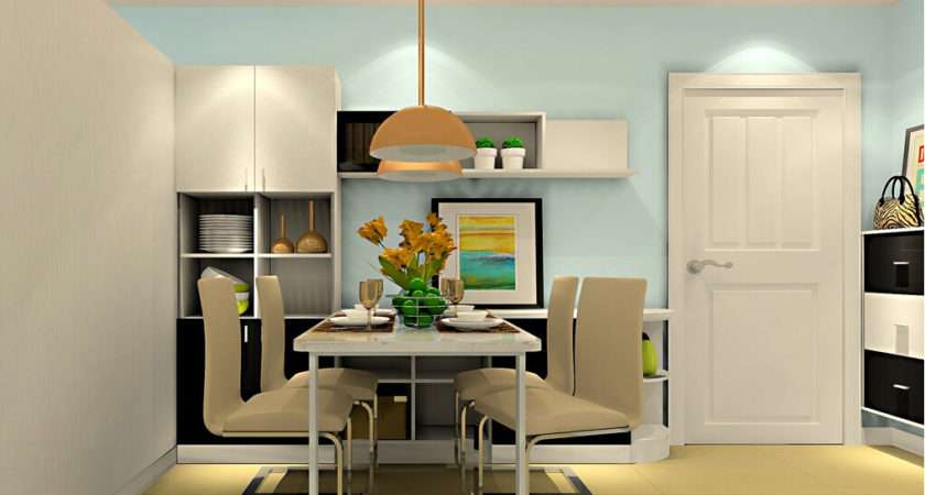 Wall Units Dining Room