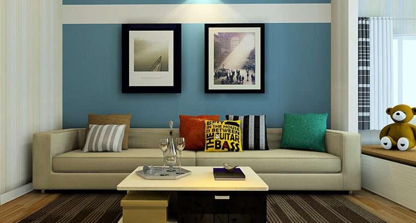 Walls Living Room