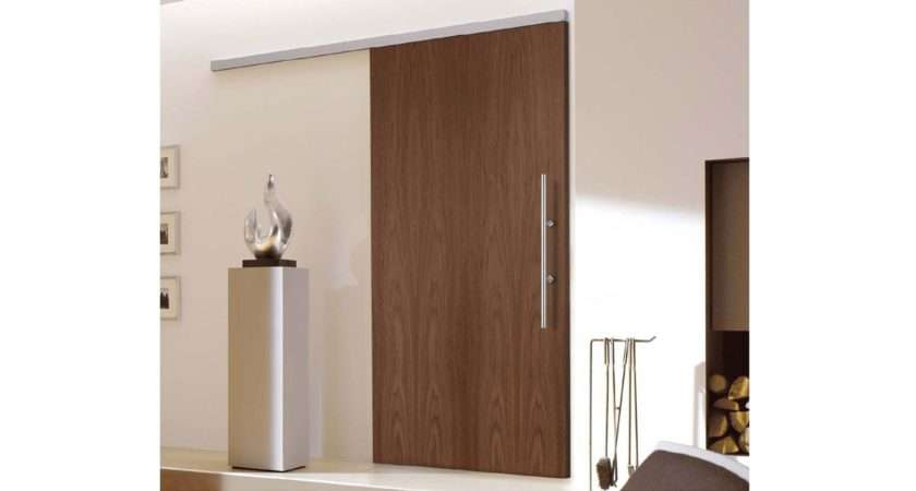 Walnut Doors Bespoke Black Internal