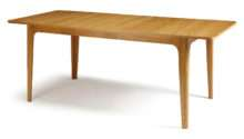 Wandsworth Oak Extending Dining Table Next Day Delivery