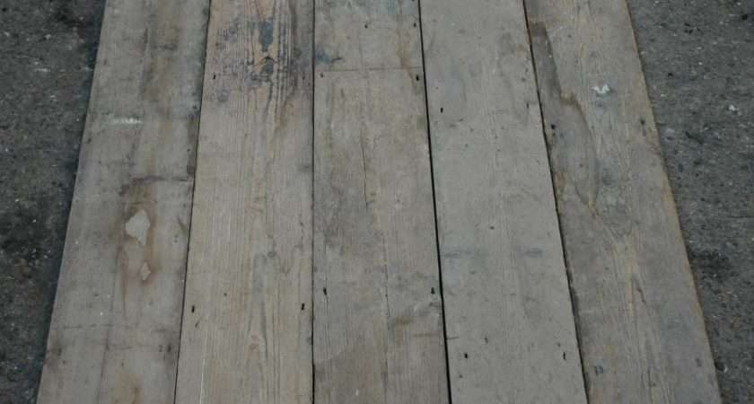 Wanted Victorian Pine Floorboards