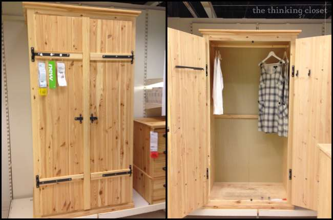 Wardrobe Closet Build