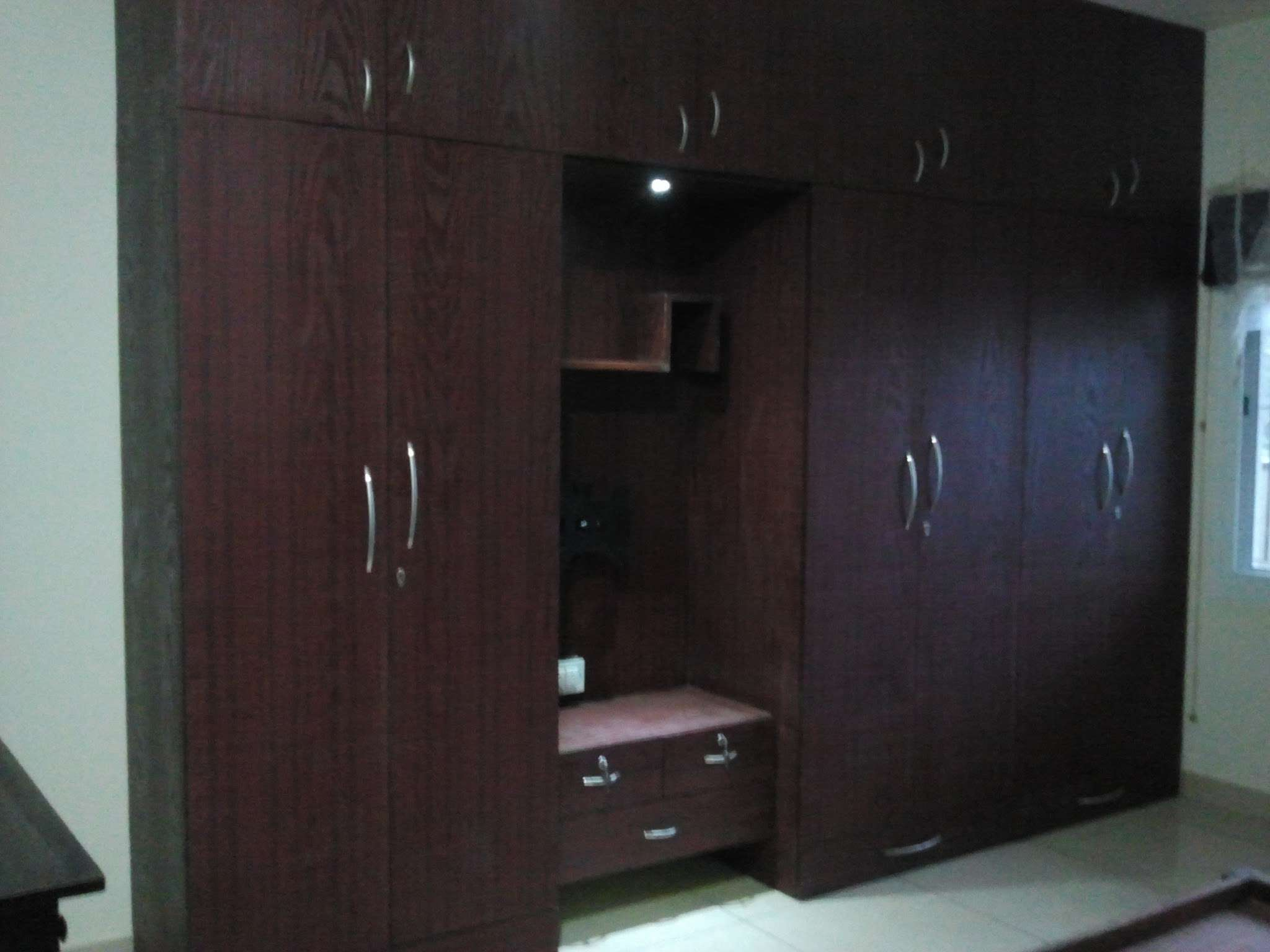 Wardrobe Designs Bedroom India