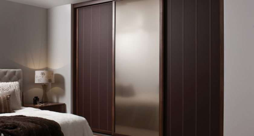 Wardrobes Fancy Wooden Sliding Door Wardrobe Designs Bedroom