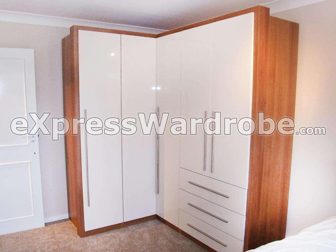 Wardrobes Flat Pack Sliding Door