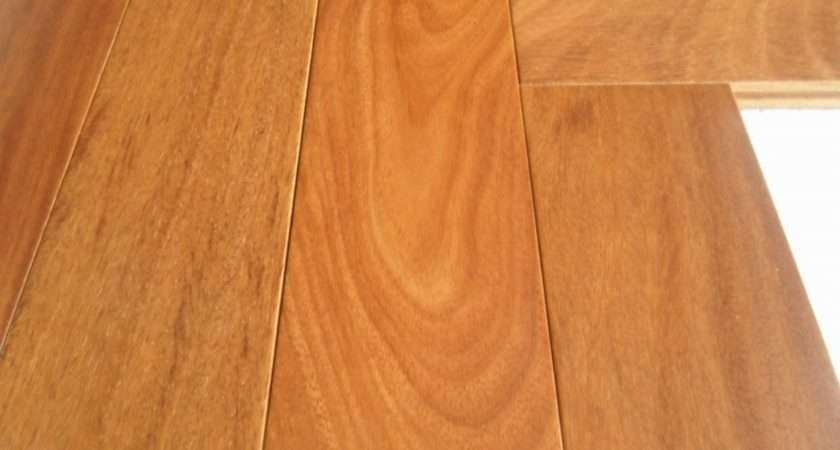 Waterproof Unfinishing Cumaru Parkett Wood Flooring Kitchen