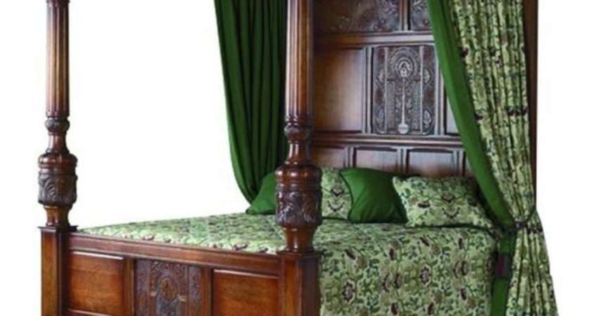 Ways Finish Your Miniature Four Poster Bed