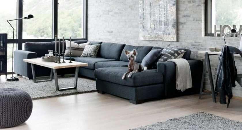 Ways Get Vintage Industrial Living Room Design