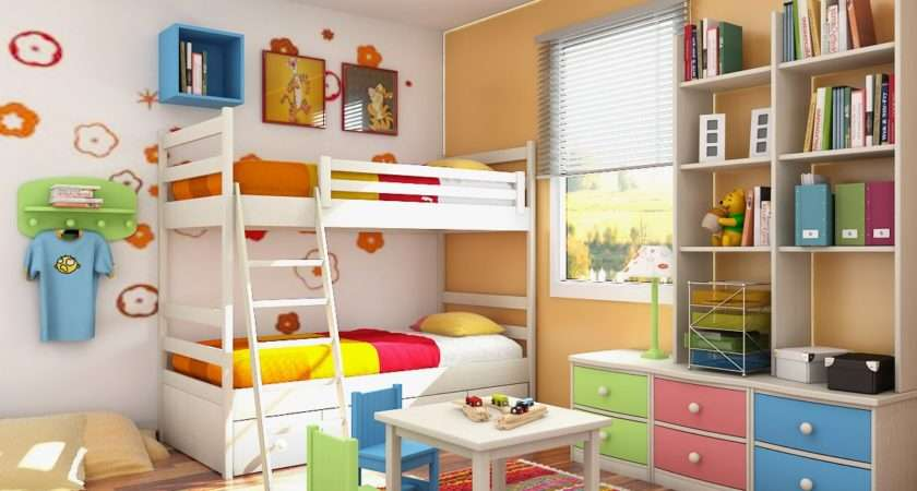 Ways Spruce Your Kids Bedroom