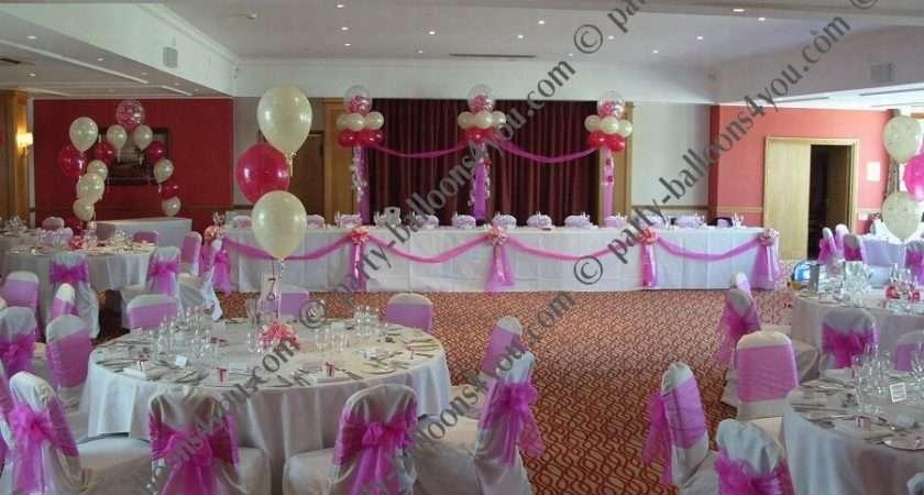 Wedding Events Hall Decoration