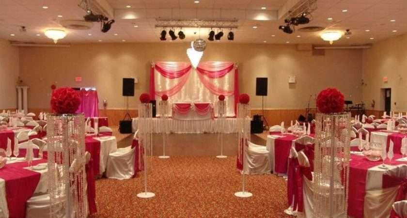 Wedding Receptions Hall Decoration Ideas Trendyoutlook