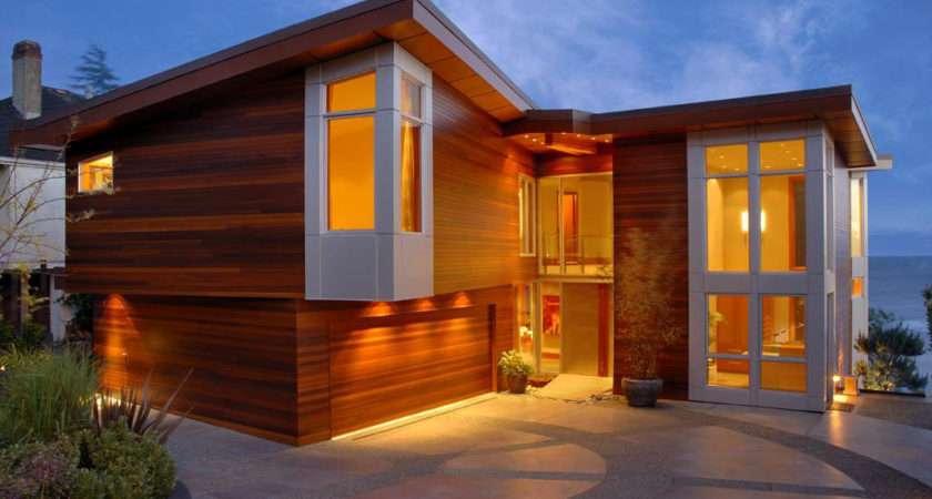 West Coast Modern Beach House Brings Outside Idesignarch