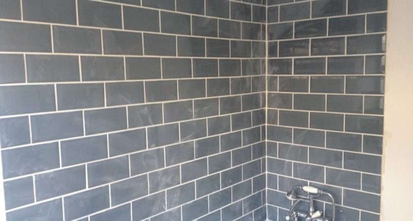West Egg Blog Metro Tiles Bathroom