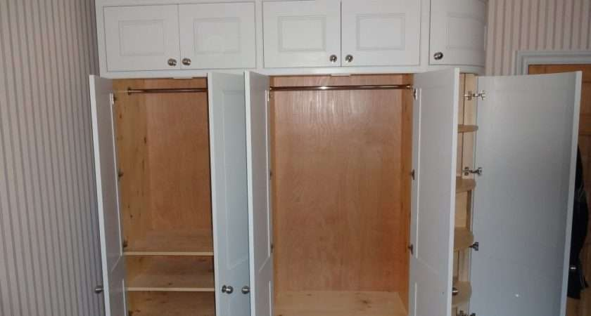 West Sussex Curved Wardrobe Malvern Hills Furniture