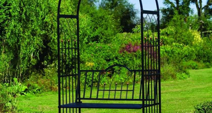 Westminster Garden Arch Seat Arches