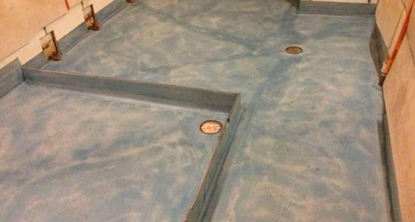 Wet Room Flooring Euro Resin Solutions Marine Division