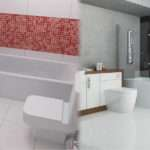 Wet Wall Tiles Bathroom City