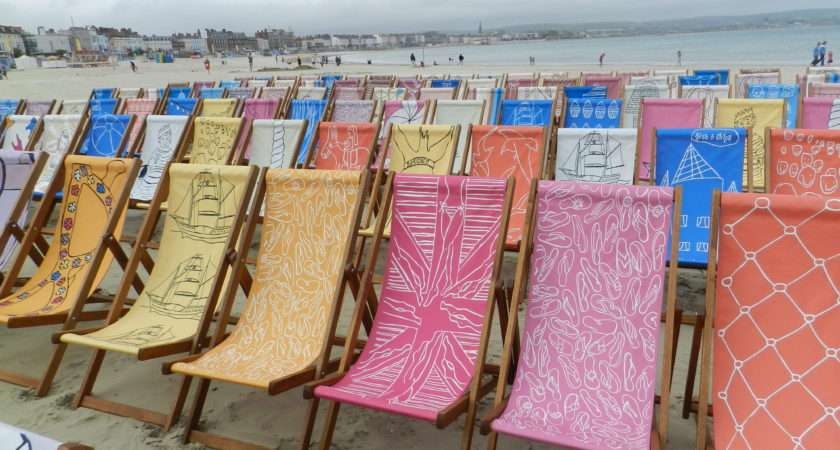 Weymouth Deck Chair Project Channel Guest House