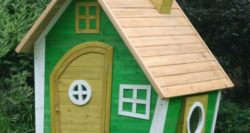 Whacky Ranch Kids Wooden Playhouse