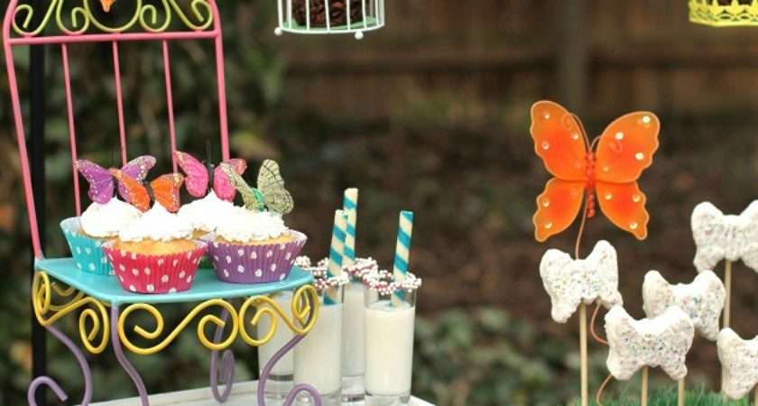 Whimsical Kids Garden Party Ideas Celebrations Home