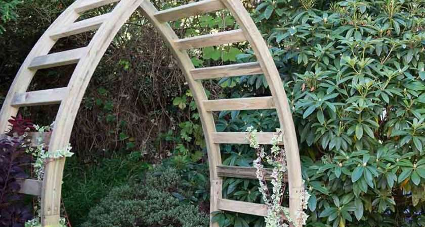 Whitby Arch Forest Garden
