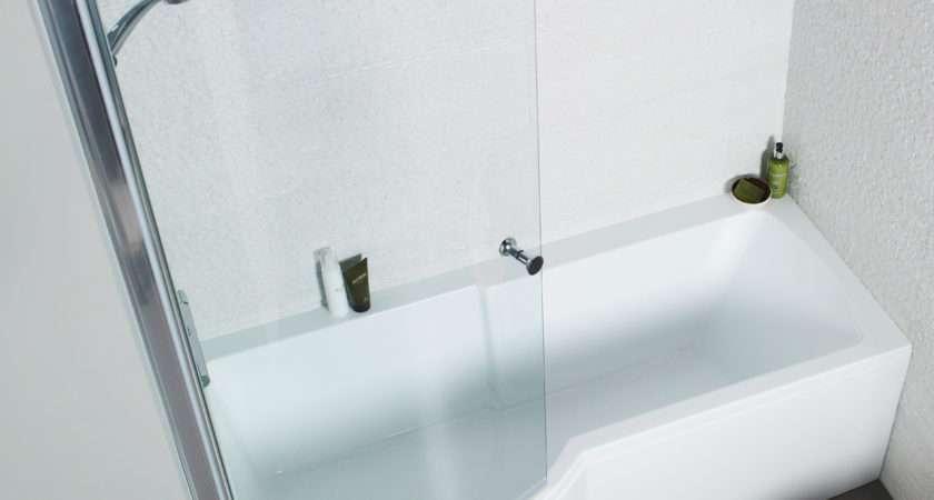 White Acrylic Front End Bath Panels