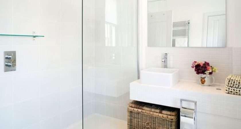 White Bathrooms Can Interesting Too Fresh Design Ideas