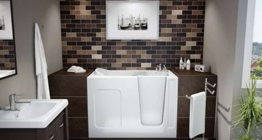 White Brown Grey Bathroom Colors Small