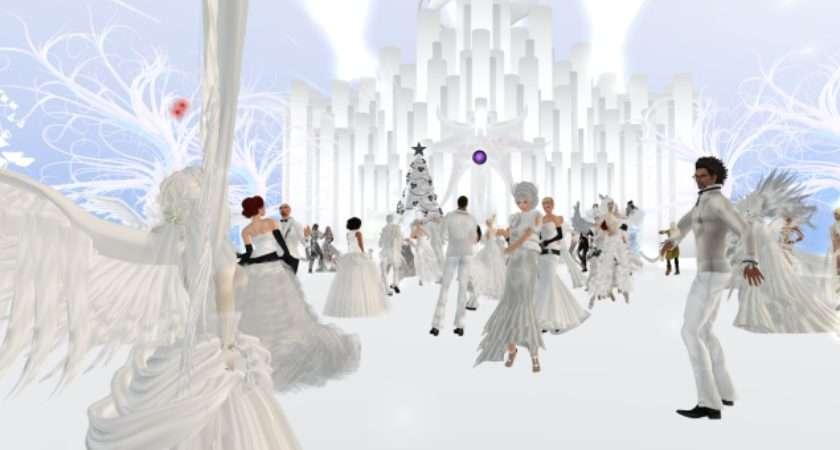 White Christmas Party Theme Ideas Inspirationseek