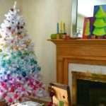 White Christmas Tree Decorations Ideas