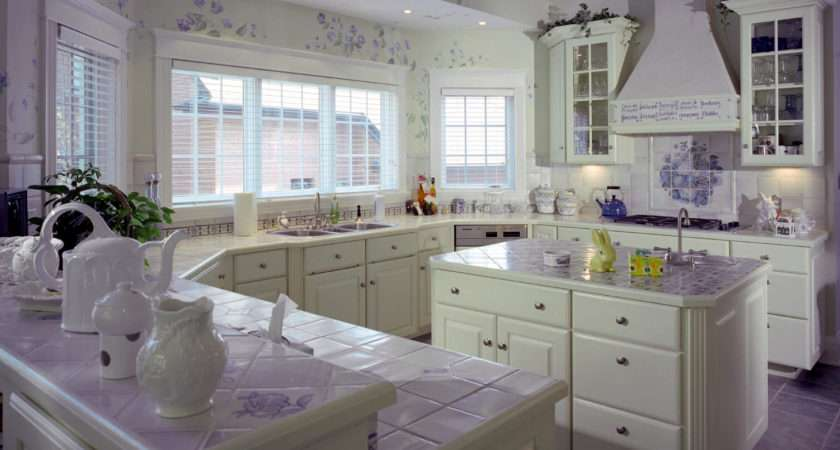 White Kitchen Interior Design Decor Ideas