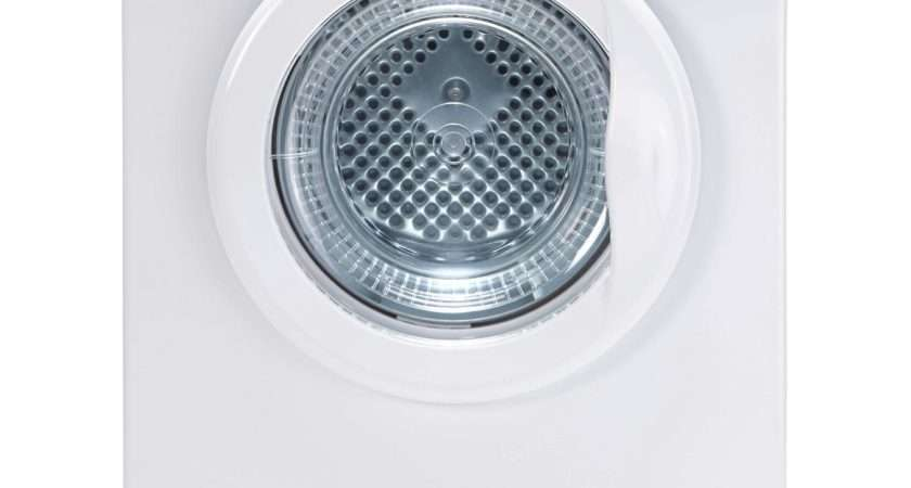 White Knight Compact Vented Dryer Reverse