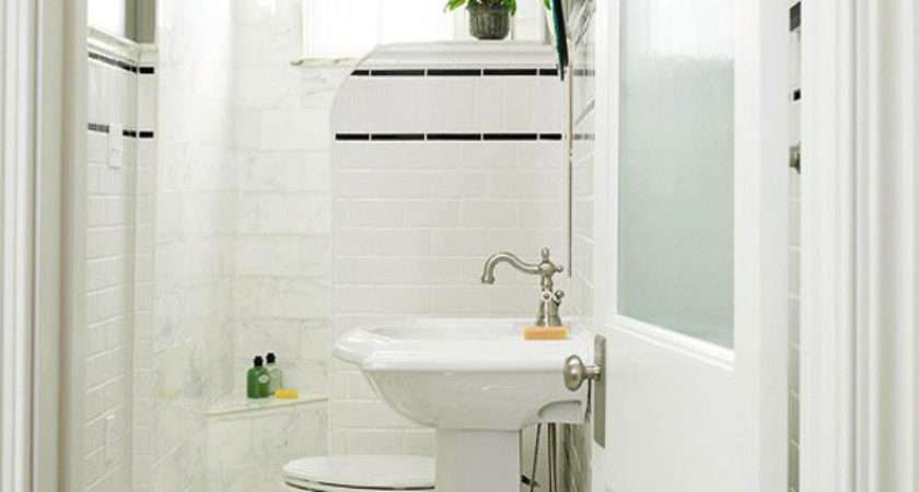 White Luxury Small Bathroom Ideas Kvriver