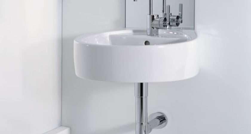 White Round Chipperfield Basin Ideal