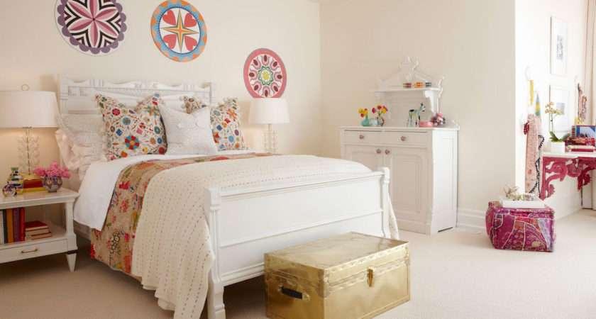 White Teen Girl Bedroom Ideas