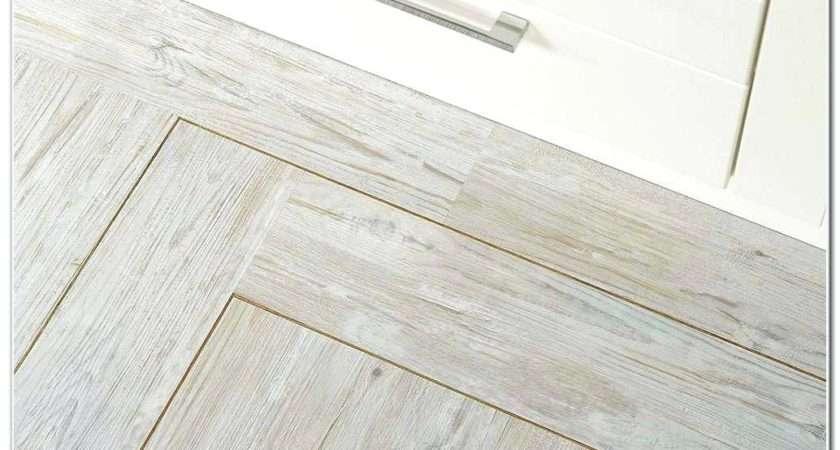 White Washed Vinyl Flooring Thematador